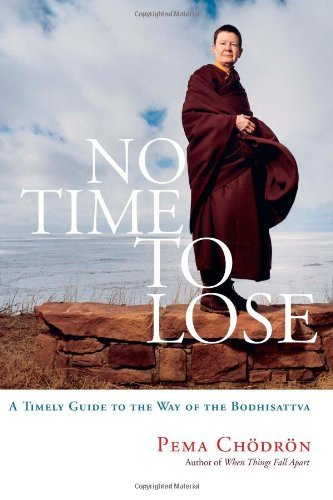 No Time to Lose: A Timely Guide to the Way of the Bodhisattva by Pema Chodron (September 30, 2007) Paperback