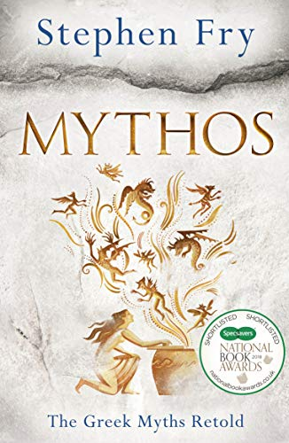 Mythos: The Greek Myths Retold (English Edition)