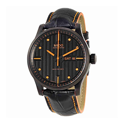 MIDO MEN'S MULTIFORT SPECIAL EDITION 42MM AUTOMATIC WATCH M005.430.36.051.80