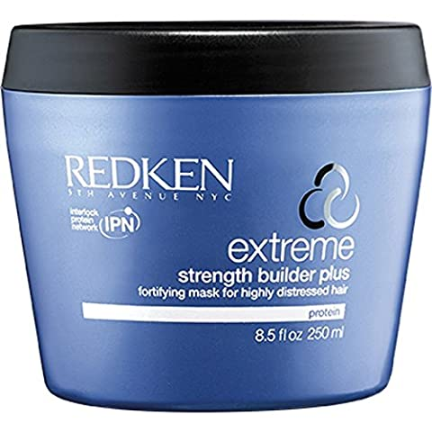 Redken Extreme Strength Builder Maske, 1er Pack (1 x 250 ml)
