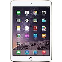 Apple iPad Mini 3 Retina Tablet, Wi-Fi/LTE, 128 GB, Oro [Italia]
