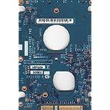 MHV2120BH PL, PN CA06672-B25600C1, Fujitsu 120GB SATA 2.5 Tarjeta Lógica (PCB) de la Unidad