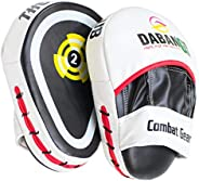 Dabangg Focus Mitts Pads Training Punch MMA Boxing Strike Pad Curved Kick Muay Thai
