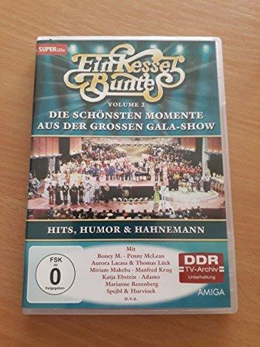 Vol. 2: Die schönsten Momente aus der großen Gala-Show (DDR TV-Archiv)