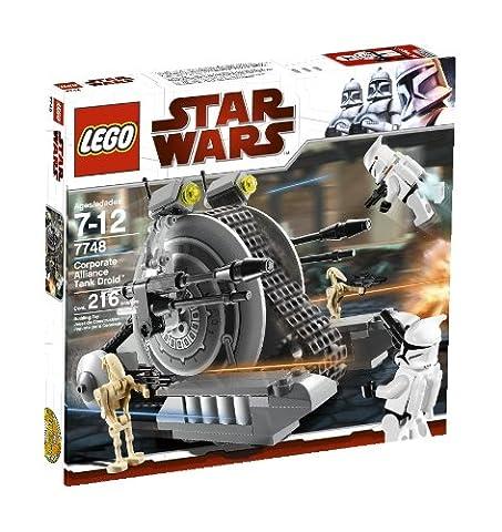 LEGO Star Wars Nehmens Allliance Tank-Droid (7748)