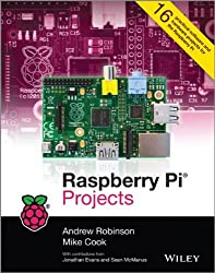 By Andrew Robinson - Raspberry Pi Projects (1st (first) edition)