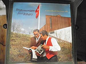 in memoriam Jost Ribary - die kapelle Hans Aregger, Horw- disque swiss hit n° 518