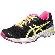 Asics Gt-1000 5 Gs, Zapatillas de Running para Niñas