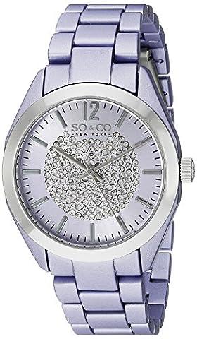 So & Co New York SoHo Women's Quartz Watch with