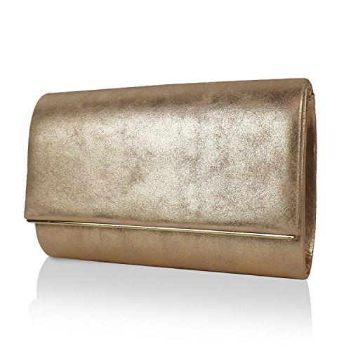 Glamexx24 Damen Clutch Tasche Handtasche Party Hochzeit Abendtasche Umhängetasche AT20170301 a