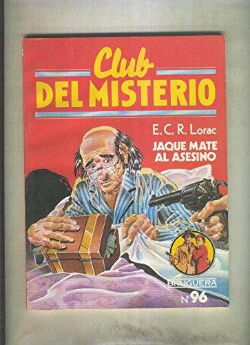 Club del Misterio numero 096: Jaque mate al asesino