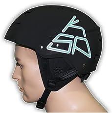 Helm KSP zugelassen Trial Größe S/M–L/XL HELM FÜR Kitesurf Helmet For Windsurf Surf Kite Wake