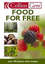 Collins Gem - Food for Free by Richard Mabey (2003-07-07)