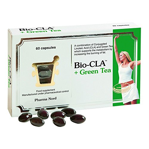 Pack-of-5-Pharma-Nord-Bio-CLA-Green-Tea-60-Capsule