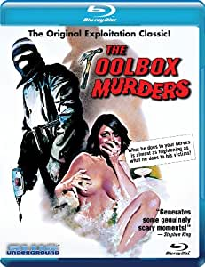 Toolbox Murders [Blu-ray] [Import anglais]
