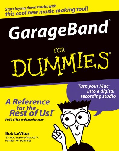 Garageband for Dummies Garageband Download