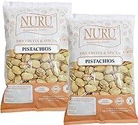 Nuru Premium Quality Natural Pista (500 g)