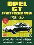 Opel GT AB Workshop Manual (Brooklands Books) by Brooklands Books Ltd (1990-01-11)