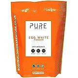 Bodybuilding Warehouse Pure Egg White Powder Unflavoured 1 kg