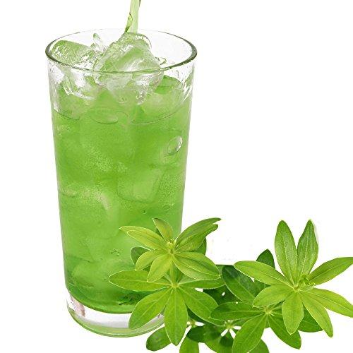 Waldmeister Geschmack extrem ergiebiges Getränkepulver für Isotonisches Sportgetränk Energy-Drink ISO-Drink Elektrolytgetränk Wellnessdrink
