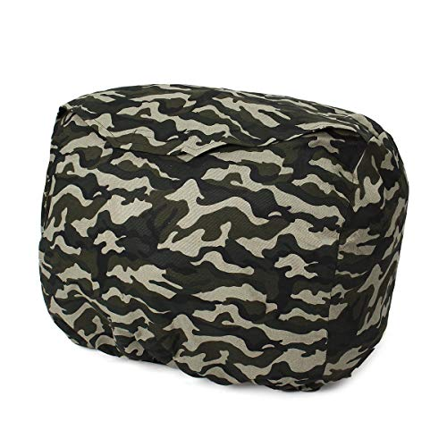 Anddod Camouflage Polyester 34x56x47.5cm Dustproof Generator Cover Flap for Honda EU2000i