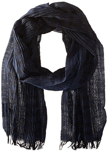 B6426H8 Armani Jeans Sciarpa misto lana Blu UNI Uomo