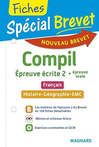 Compil épreuve écrite 2 + épreuve orale français, histoire-géographie-EMC