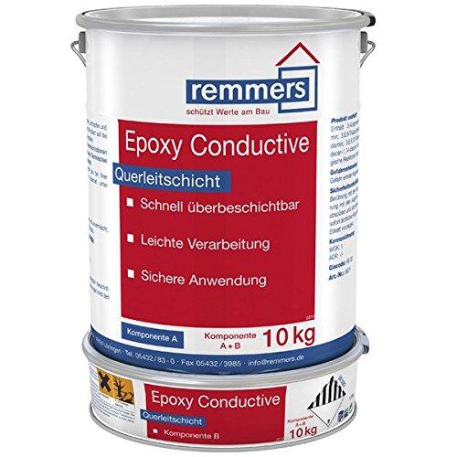 Remmers Epoxy Conductive 10 kg - Querleitschicht, schwarz