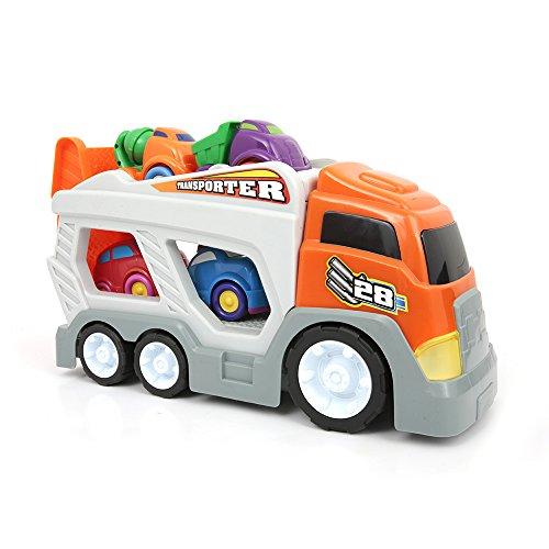 Mamatoy MMA76000 – Mamatoy Gran Camión de Transporte – ¡Un camión de...