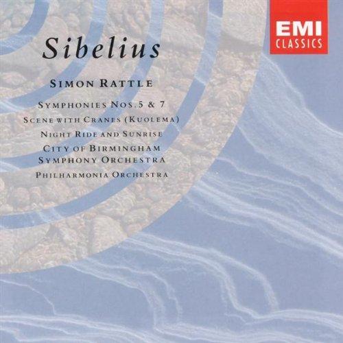 Sibelius: Symphony No. 5 in E-flat, Op. 82: II. Andante mosso, quasi allegretto