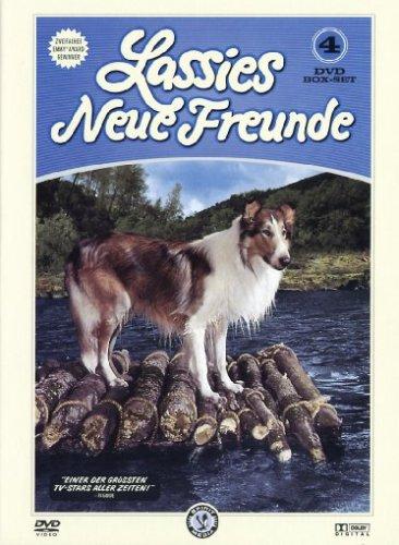 Lassies neue Freunde, Box 2 (4 DVDs)