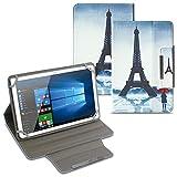 Nauci Tablet case for Blaupunkt Atlantis A10.303 protective
