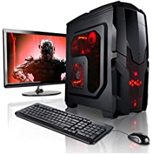 "Megaport PC-Gaming AMD A8-7600 • Schermo LED 22"" • Tastiera/Mouse • Windows 10 • 1TB HDD • 8GB RAM • pc da gaming pc fisso pc desktop pc gaming completo pc completo fisso pc completo gaming"