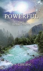 Powerful - Tome 1 : The Realm of Harcilor (English Edition)