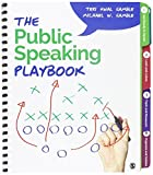BUNDLE: Gamble: The Public Speaking Playbook + GoReact + SpeechPlanner by Teri Susan Kwal Gamble (2015-03-17)