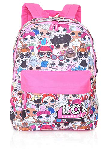 L.O.L. Surprise ! Sac À Dos Officiel pour Enfant...