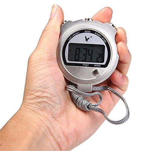 Cuzit Durable modo reloj entrenamiento regazo tf807portátil