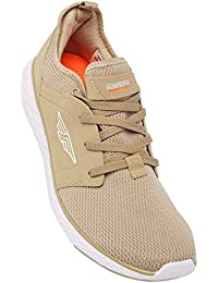 Athleisure Men's Beige Synthetic Shoes (203226150) - 8 UK