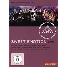 Rock and Roll Hall of Fame - Sweet Emotion/Live - Magische Momente 02/KulturSpiegel Edition