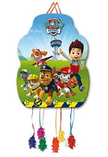 Patrulla Canina - Piñata perfil (Verbetena 016000655)