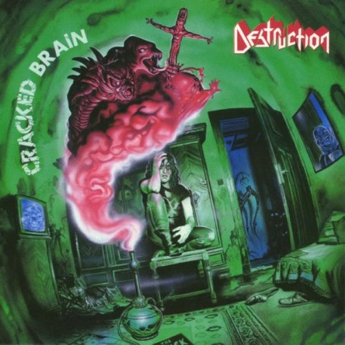 Destruction: Cracked Brain (Audio CD)