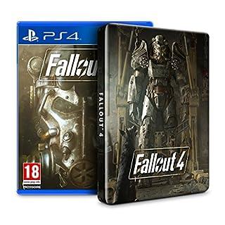 Fallout 4 + steelbook - exclusif Amazon (B012WSLY4S) | Amazon price tracker / tracking, Amazon price history charts, Amazon price watches, Amazon price drop alerts