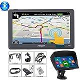 xgody 715Bluetooth Truck GPS Navigation System für KFZ 17,8cm Kapazitive Touchscreen GPS 8GB ROM Navigator mit Lifetime Maps Updates gesprochen Turn-by-Turn Richtungen