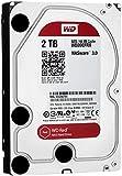 WD 2 TB NAS Desktop Hard Disk Drive (Intellipower SATA 6 Gb/s 64 MB Cache) - 3.5 inch, Red