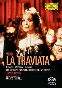Verdi - La Traviata [Levine, Metropolitan Orchestra] [DVD] [NTSC]