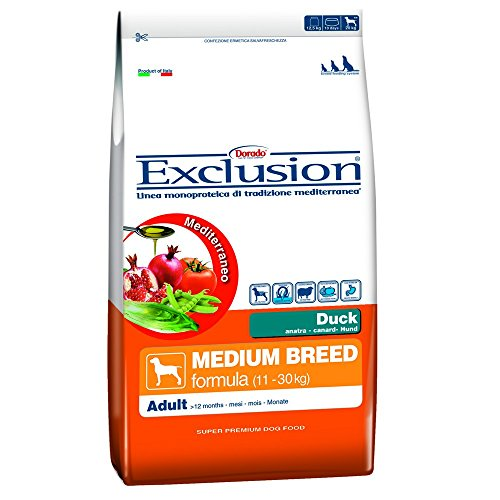 Exclusion - Ad.Medit.Medium kg. 12,5 Anatra Adm12