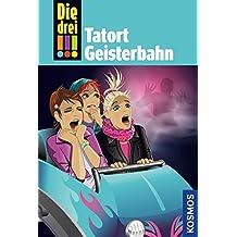 Die drei !!!, 67, Tatort Geisterbahn