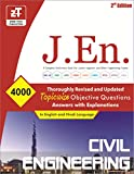 SSC JE: Civil Engineering - Topic Wise Objective Book (ENGLISH & HINDI)