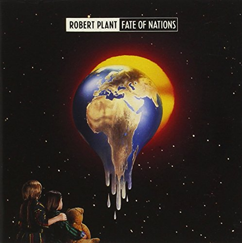 Robert Plant: Fate Of Nations (Audio CD)