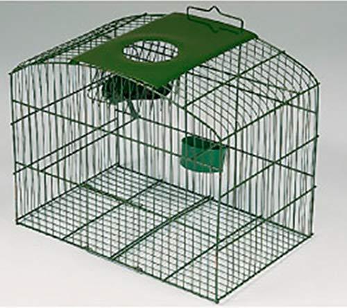 FINCA CASAREJO Jaula Captura para pequeñas Aves. Trampa Aves pequeñas. Captura pájaros Vivos (TC01)